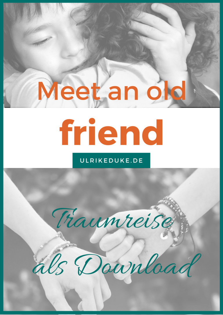 Traumreise Meet an old friend - ressourcenbibliothek