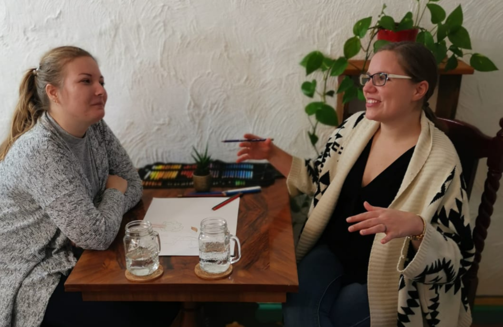 NWR 7 - Diplom-Psychologe Psychologin Ulrike Duke Psychotherapie Hilfe Krise lachen Lösung Ballast 74867 Neunkirchen