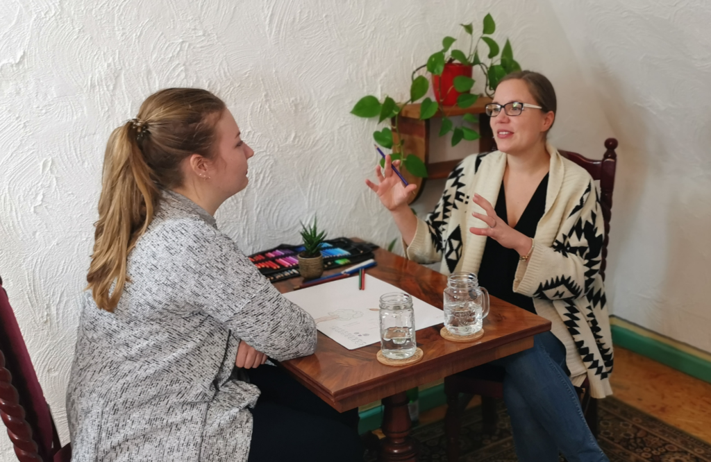 NWR 11 - Diplom-Psychologe Psychologin Ulrike Duke Psychotherapie Hilfe Krise Alter Lösung Gespräch 74931 Lobbach