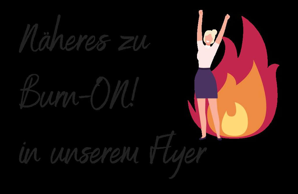 Diplom-Psychologin Ulrike Duke - Betriebliche Gesundheitsförderung Burn-ON! Mitarbeitermotivation Unternehmen Mitarbeiter fördern 7