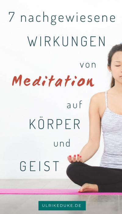 7 nachgewiesene Wirkungen von Meditation auf Körper und Geist (1)