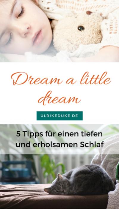 Besser schlafen 5 Einschlaftipps für einen tiefen und erholsamen Schlaf 1