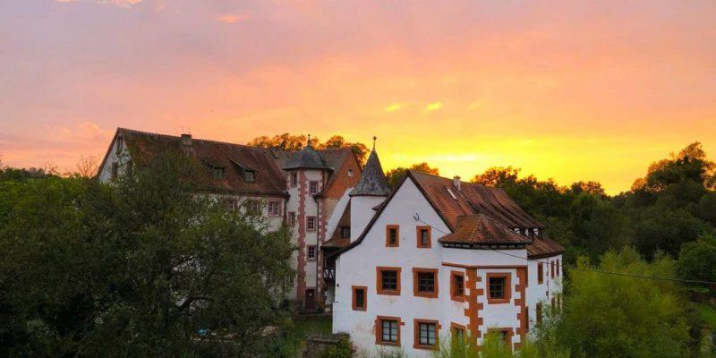 Schlosspraxis_ Ulrike und Paul Duke Lohrbach Mosbach