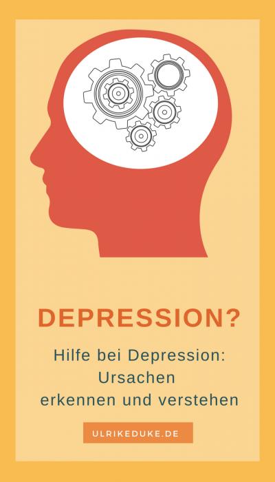 Hilfe bei Depression: Ursachen verstehen